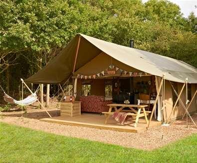 WTS - Secret Meadows - Tent