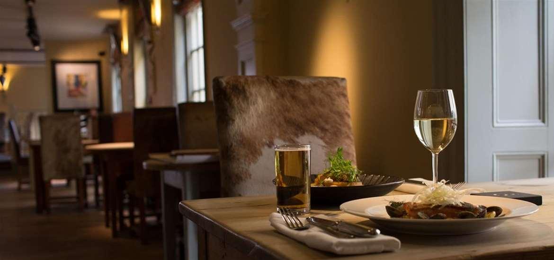 WTS - Milsoms Kesgrave Hall - restaurant