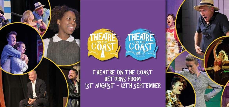 TTDA - Theatre on the Coast - Banner