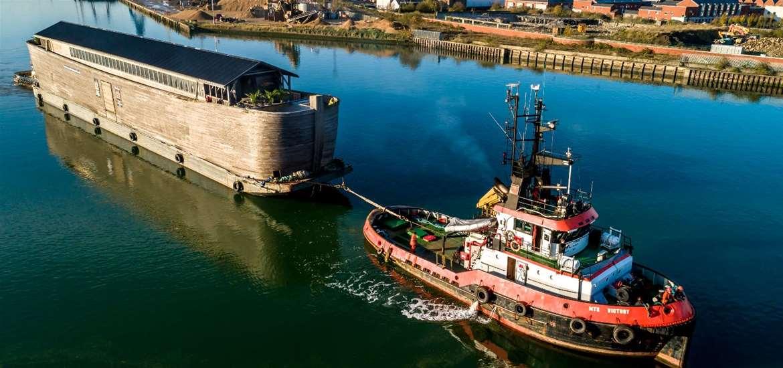 TTDA - Noah's Ark - (c) Stephen Waller