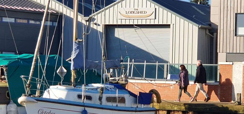 TTDA - Woodbridge Riverside Trust - Boat