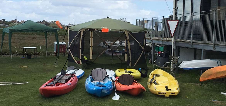 TTDA - Airborne Kitesurf - Kayaks