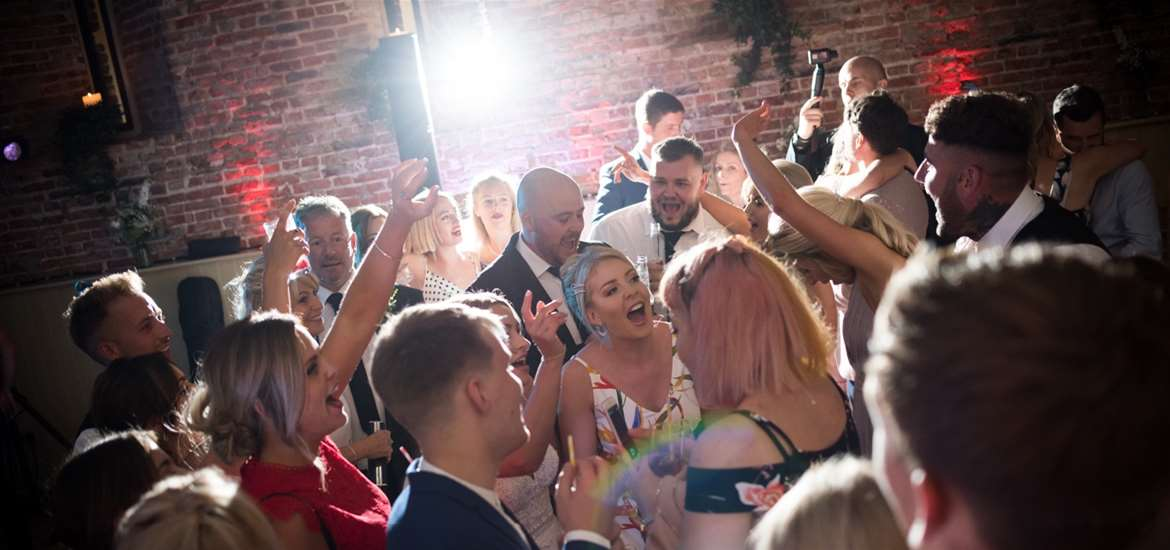 Weddings - Charlotte James Photography - Wedding disco