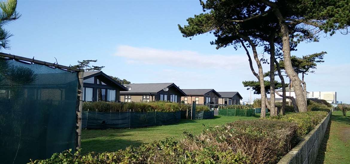 WTS - Beach View Holiday Park - View