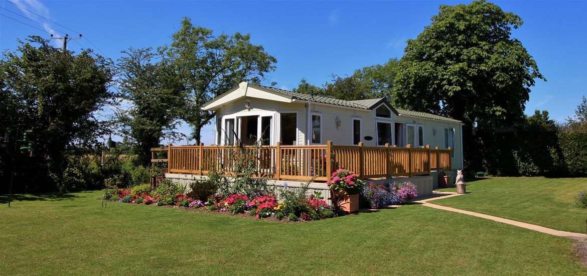 WTS - Cakes and Ale Holiday Park - Holiday home
