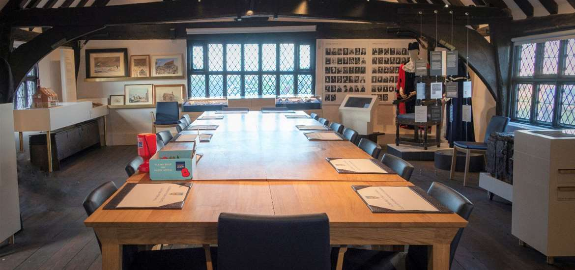 TTDA - Aldeburgh Museum - Council Chamber
