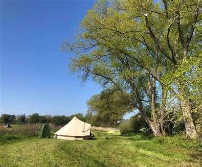Wild Riverside Camping