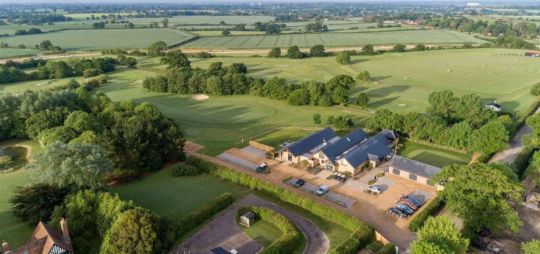 TTDA - Fynn Valley golf club - Aerial view