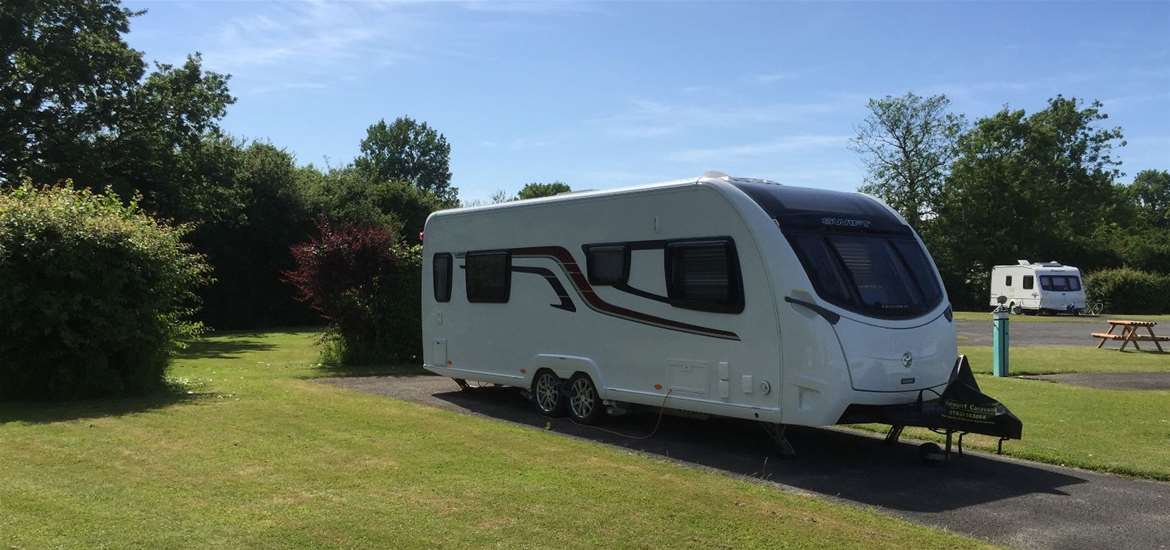 WTS - Cakes and Ale Holiday Park - Caravan