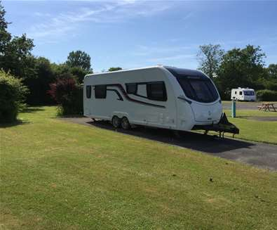 WTS - Cakes and Ale Holiday Park - Pitch