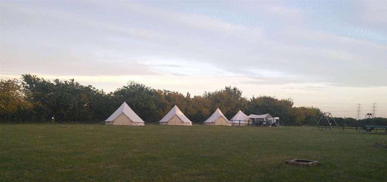 WTS - Brick Kiln Farm - Tents