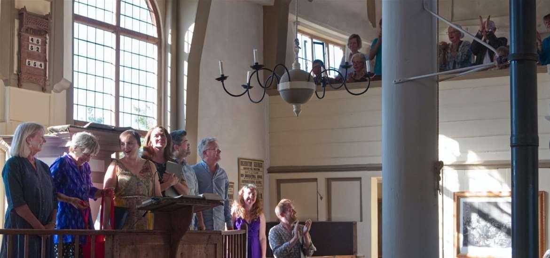TTDA - Walpole Old Chapel - Interior