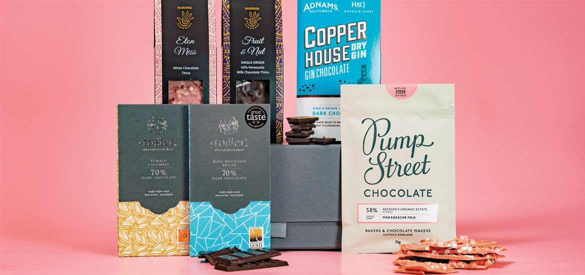 FD - East Coast Hampers - Chocolate Indulgence