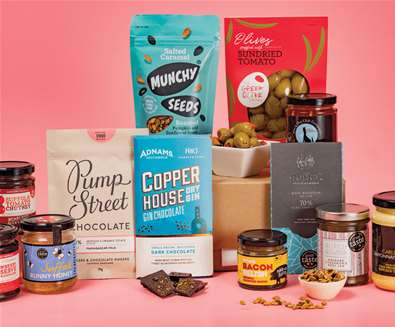 East Coast Hampers
