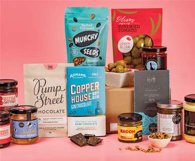 FD - East Coast Hampers - Hamper