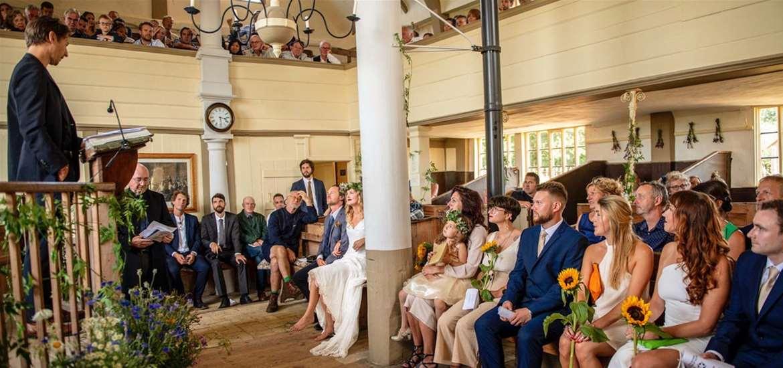 TTDA - Walpole Old Chapel -  Wedding