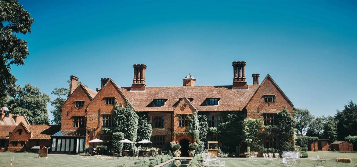 WED - Woodhall Manor - exterior