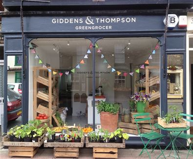 Giddens & Thompson Greengrocers