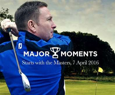 Thorpeness launches Major Moments Series for amateur golfers