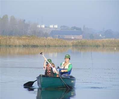 TTDA - Iken Canoe - 2 man canoe