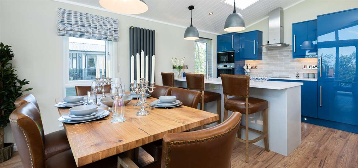 Marsh View Lodges for Sale in Aldeburgh