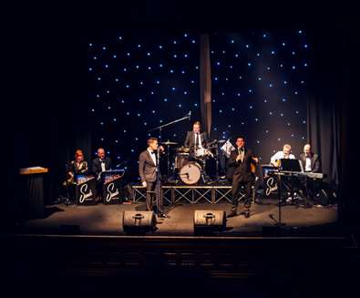 Masters of Swing at The Seagull Theatre Lowestoft
