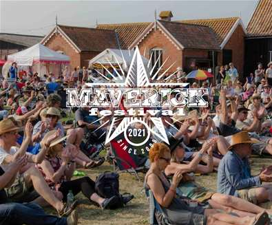 TTDA - Maverick Festival - Crowd