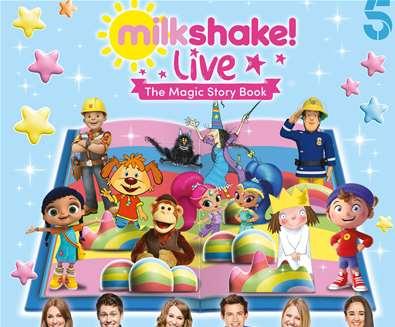Milkshake! Live: The Magic..