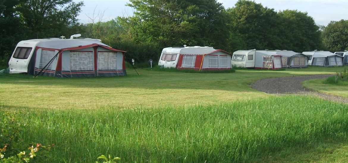 Mill Hill Farm Camping Pitches
