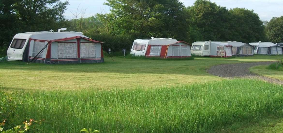 WTS - Mill Hill Farm - Camping Pitches
