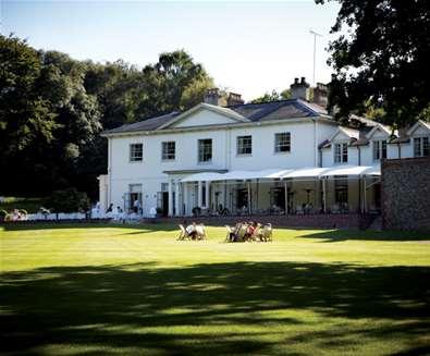 Milsoms Kesgrave Hall Suffolk Coast