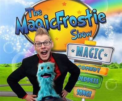 The Monster Magic Show
