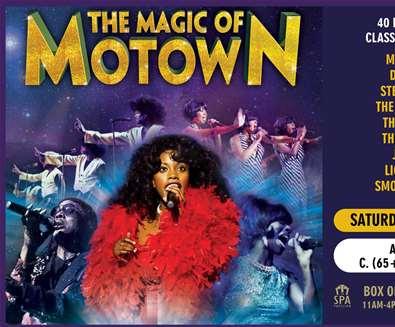 Magic Of Motown at..