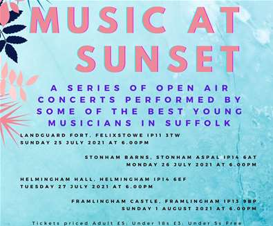 Music at Sunset