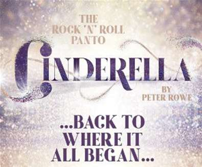 Cinderella - The Rock & Roll Pantomime
