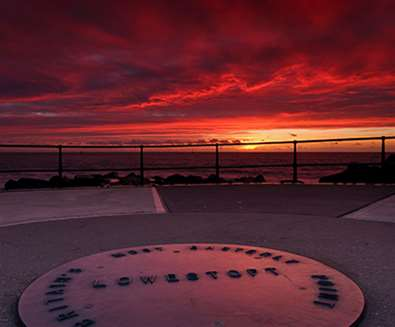 Ness Point - Sunrise