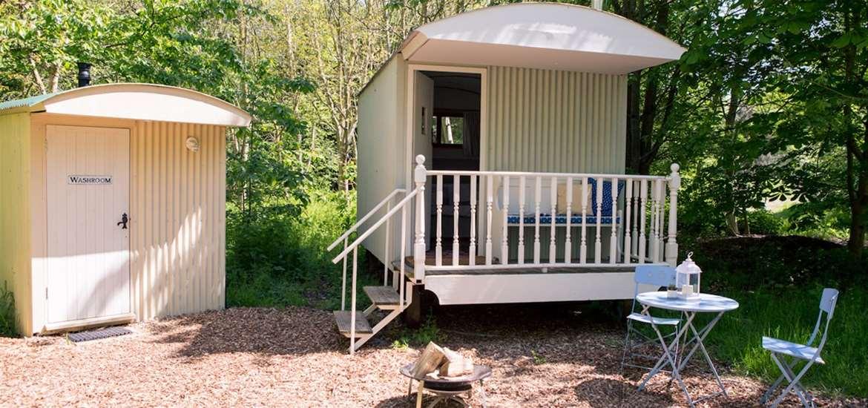 WTS - Kenton Hall Estate - Shepherd's Hut