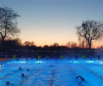TTDA - Beccles Lido - Night swimming