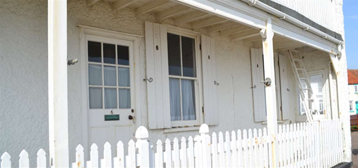 Heritage Hideaways - Number 6 - Accommodation