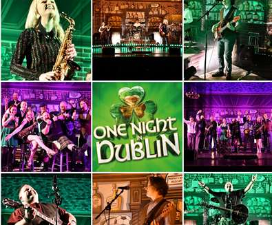 One Night In Dublin with The Wi..