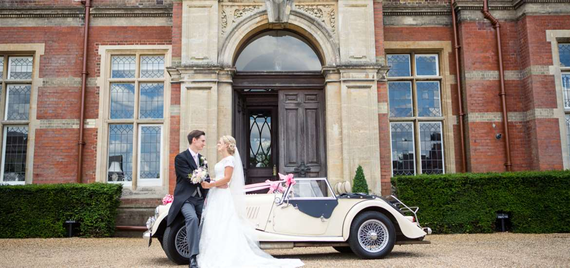 Open Top Touring Weddings