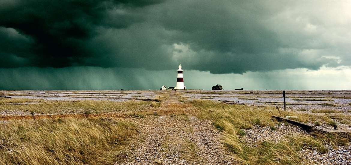 Orford Lighthouse - Towns and Villages on The Suffolk Coast - (c) Jim Skea