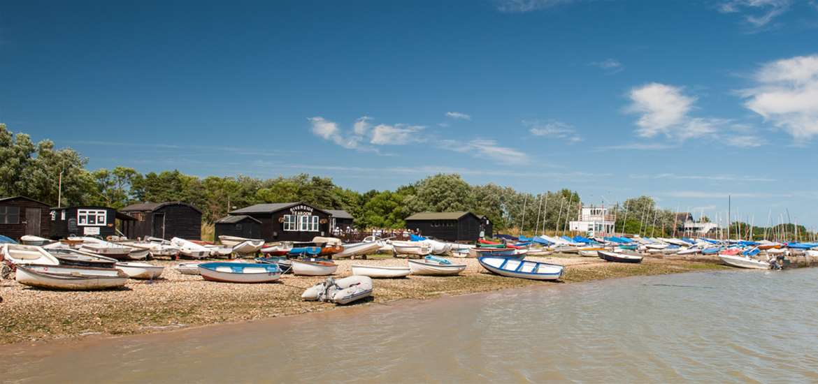 Orford - Towns and Villages on The Suffolk Coast - (c) Gill Moon