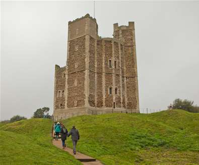 Towns & Villages - Orford - Castle (c) Emily Fae Photography