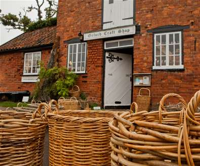 Orford Craft Shop - Photography by Emily Fae