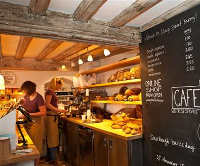 Pump Street Bakery and Cafe Orford - Photography by Emily Fae