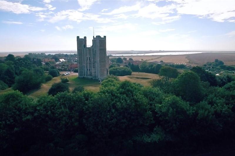 Orford Castle - Suffolk Coast