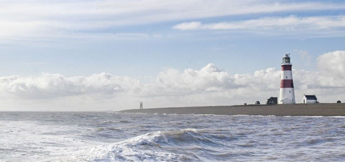 Orfordness Lighthouse CREDIT Tony Pick for SCH AONB