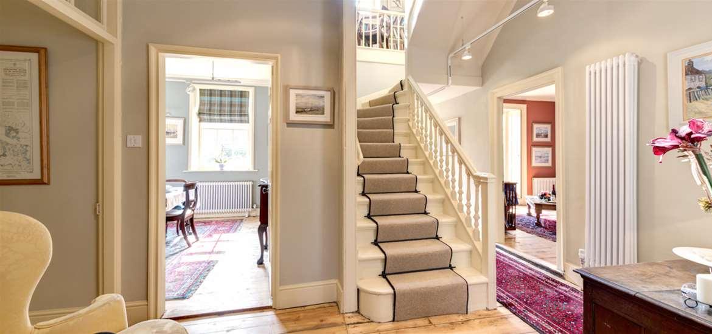 WTS Original Cottages Hallway