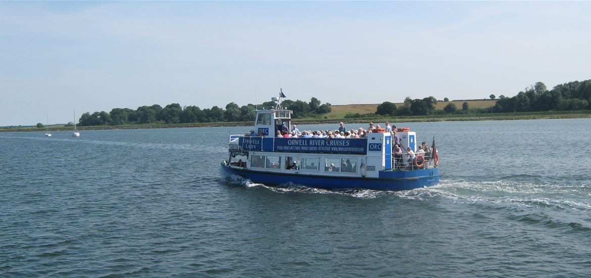 Lady Orwell River Cruises